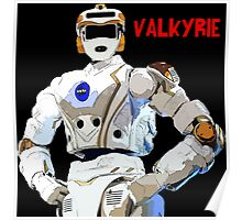 Nasa Space Travel Poster - Valkyrie Robert Poster