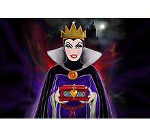 Queen of Evil Photographic Print
