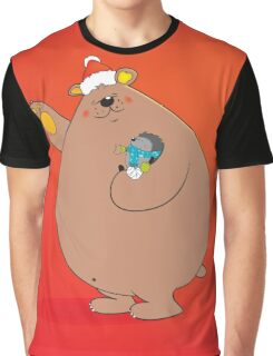 We wish you a Merry Christmas II Graphic T-Shirt