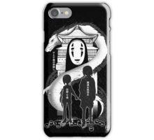 Spirited Noir  iPhone Case/Skin