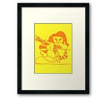 Peng! - Stereolab Framed Print