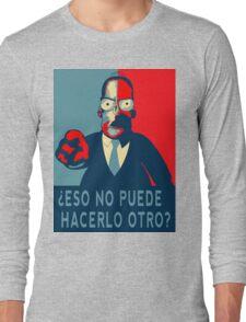 Homer Hope Long Sleeve T-Shirt