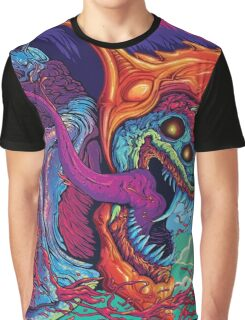 Hyperbeast merch Graphic T-Shirt