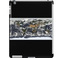 Earth from space iPad Case/Skin