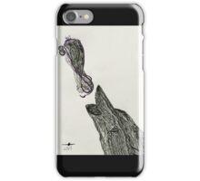 She Wolf iPhone Case/Skin