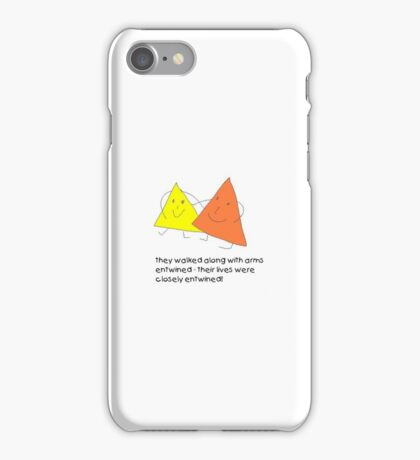 Inspired by the dictionary: ENTwined iPhone Case/Skin