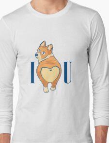 Corgi Loves You Long Sleeve T-Shirt