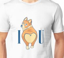 Corgi Loves You Unisex T-Shirt