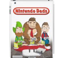 Nintendo Dads by Adam Leonhardt iPad Case/Skin