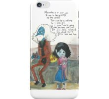 Simon and Marcy / Adventure Time iPhone Case/Skin