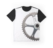 Silver Omni Crank Graphic T-Shirt