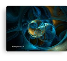 Oracle of the Hive Canvas Print