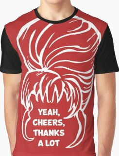 Yeah, cheers, thanks a lot Graphic T-Shirt