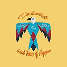 Thunderbird ~ Sacred Bearer of Happiness by Barbara Applegate