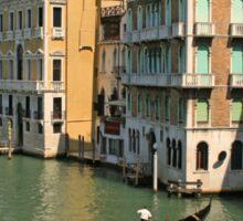 Grand Canal, Venice Sticker