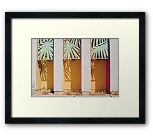 The Saguaro Hotel No.2 (Palm Springs) Framed Print