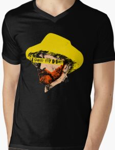 Vincent Van Pop Mens V-Neck T-Shirt