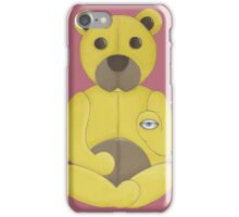 holy bear iPhone Case/Skin