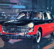 Classic British car 1959 Austin A99 Westminster Sticker