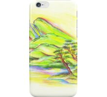 Rainbow Landscape iPhone Case/Skin