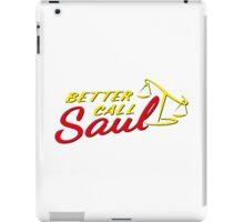 Better Call Saul TV show iPad Case/Skin