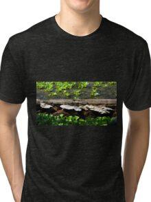 Brackets and Hyanciths Tri-blend T-Shirt