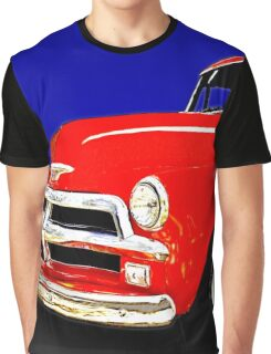 54 Chevy Pickup Acme of an Age Graphic T-Shirt