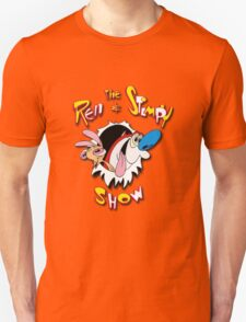 The Ren and Stimpy Show Unisex T-Shirt