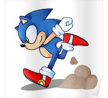 Sonic Runner Poster