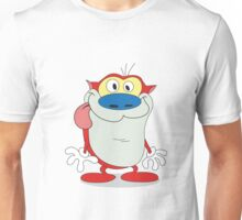 "Stimpson ""Stimpy"" J. Cat Unisex T-Shirt"