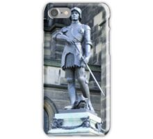 St George and Dragon's Head iPhone Case/Skin