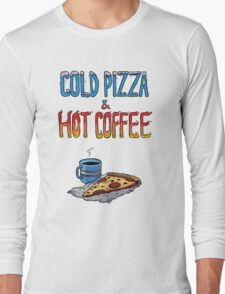 The Breakfast of Champions Long Sleeve T-Shirt