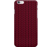 Chunky Knit iPhone Case/Skin