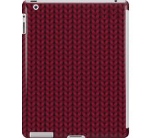 Chunky Knit iPad Case/Skin