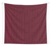 Chunky Knit Wall Tapestry
