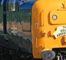 Deltic Diesel Sticker