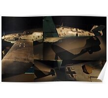 Messerschmitt BF 109 Poster