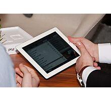 Apple iPad2 Photographic Print