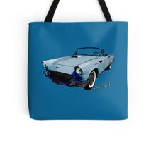 57 Thunderbird T-Shirt Tote Bag