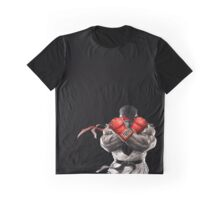 Ryu Street Fighter V artwork t-shirt Graphic T-Shirt