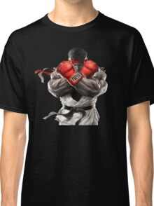 Ryu Street Fighter V artwork t-shirt Classic T-Shirt
