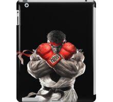 Ryu Street Fighter V artwork t-shirt iPad Case/Skin