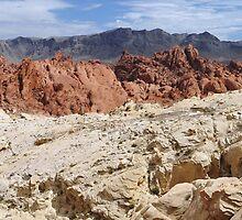 Nevada Desert Colors  by clizzio