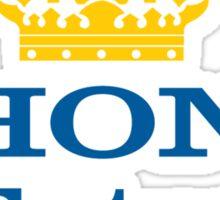 Phony Corona Sticker