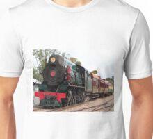 Pichi Richi steam Train engine, South Australia Unisex T-Shirt