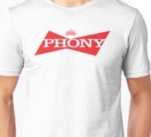 Phony Budweiser Unisex T-Shirt