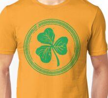 Clover & Braid - light green Unisex T-Shirt