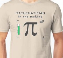 Mathematician in the making Unisex T-Shirt