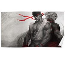 Ryu Ken Poster