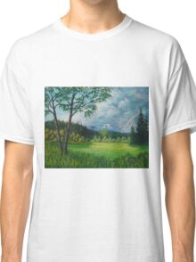 Late Spring Meadow Classic T-Shirt